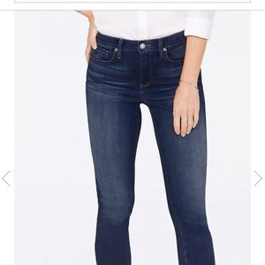 NYDJ Ami Skinny Denim Leggings with Released Hem